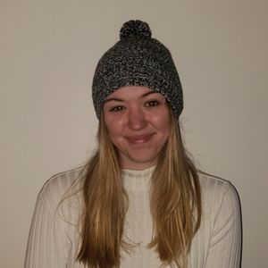 3for$12 Knit Beanie - Black and White